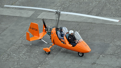 D-MTIA - AutoGyro Europe MT-03 Eagle - Private