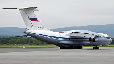 RA-76722 - Ilyushin IL-76MD - Russia - Air Force