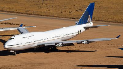 N178UA - Boeing 747-422 - Untitled