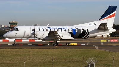 VH-SBA - Saab 340B - Regional Express (REX)
