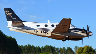 PP-AMC - Beechcraft C90GT King Air - Private