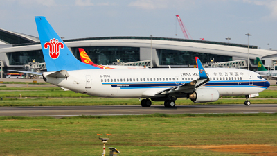 B-5042 - Boeing 737-81B - China Southern Airlines