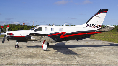 N850KP - Socata TBM-850 - Private