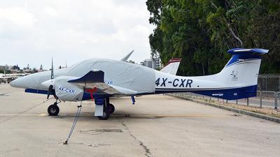 4X-CXR - Diamond Aircraft DA-62 - FN Aviation