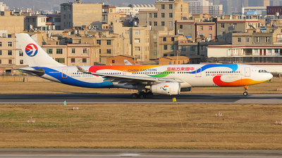 B-6127 - Airbus A330-343 - China Eastern Airlines