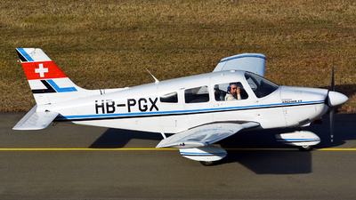 A picture of HBPGX - Piper PA28181 - [288290121] - © Jeremy Denton