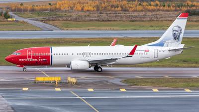 A picture of EIFJV - Boeing 7378JP - [42080] - © Daniel Klaffke