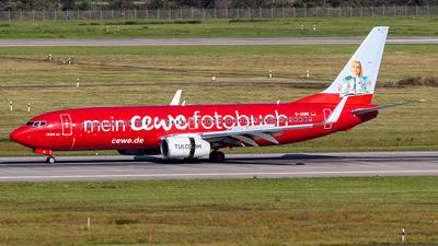 D-ABMV - Boeing 737-86J - TUI