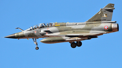 355 - Dassault Mirage 2000N - France - Air Force