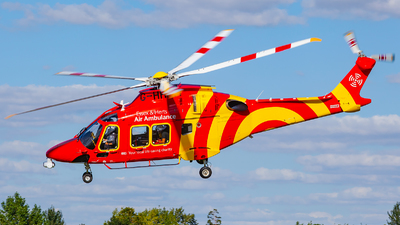 G-HHEM - Agusta-Westland AW-169 - Essex Air Ambulance