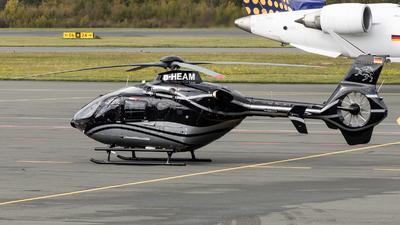 D-HEAM - Eurocopter EC 135P2+ - Private
