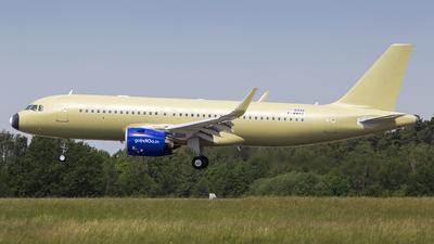 F-WWBZ - Airbus A320-271N - IndiGo Airlines