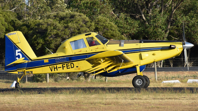 VH-FED - Air Tractor AT-802 - Dunn Aviation