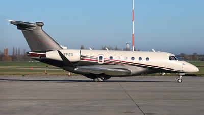 G-FHFX - Embraer EMB-550 Praetor 600 - Flexjet