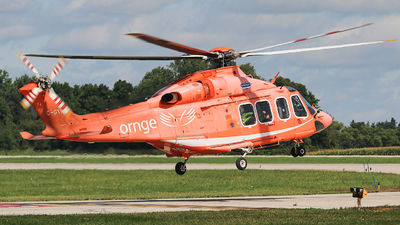 A picture of CGYNG - AgustaWestland AW139 - Ornge Air - © Leige Yang