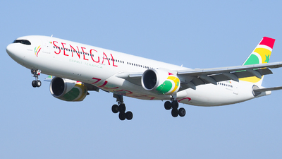 A picture of 9HSZN - Airbus A330941 - Air Senegal - © Lucas V