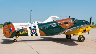 N70GA - Beech D18S - Commemorative Air Force