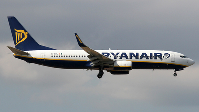 EI-EBL - Boeing 737-8AS - Ryanair