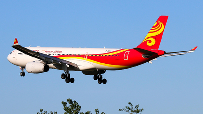 A picture of B8015 - Airbus A330343 - Hainan Airlines - © william8252