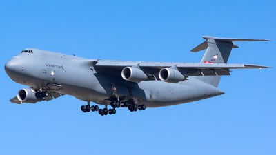 87-0039 - Lockheed C-5M Super Galaxy - United States - US Air Force (USAF)