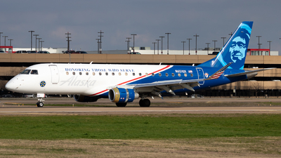 A picture of N651QX - Embraer E175LR - Alaska Airlines - © Dayon Wong