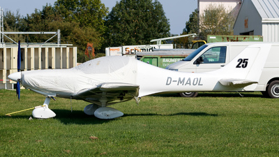 A picture of DMAOL - Aerospool WT9 Dynamic - [1005] - © Oliver Richter