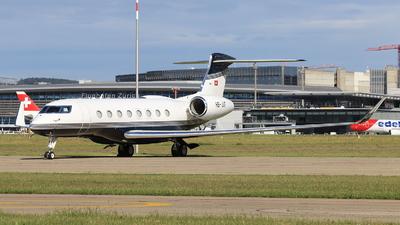 HB-JUF - Gulfstream G650 - Swiss Jet