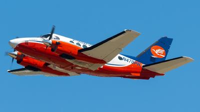 N470PR - Beechcraft A100 King Air - Prinair