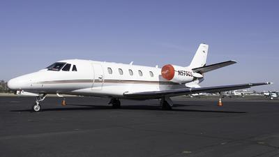 N575QS - Cessna 560XL Citation XLS - NetJets Aviation