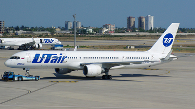 VQ-BKF - Boeing 757-2Q8 - UTair Aviation