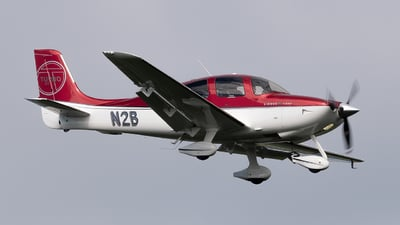 N2B - Cirrus SR22-GTS Turbo - Private
