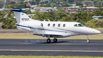 N70GY - Hawker Beechcraft 390 Premier IA - Private