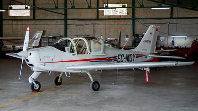 EC-MQY - Tecnam P2002JF Sierra - Canavia