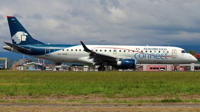 XA-GAX - Embraer 190-100IGW - Aeroméxico Connect