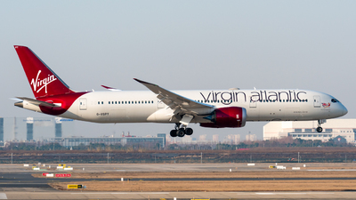 A picture of GVSPY - Boeing 7879 Dreamliner - Virgin Atlantic - © HXD1D1898 SjHd