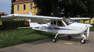 I-B228 - Tecnam P92 Eaglet DL - Aero Club - Vercelli