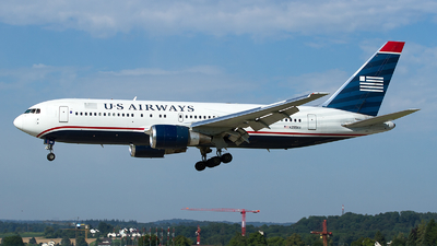 N255AY - Boeing 767-2B7(ER) - US Airways