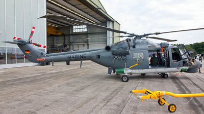 83-18 - Westland Sea Lynx Mk.88A - Germany - Navy