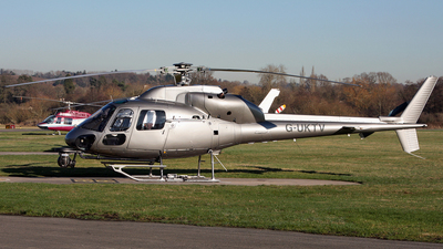 G-UKTV - Aérospatiale AS 355F2 Ecureuil 2 - Private