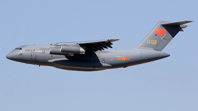 11150 - Xian Y-20A - China - Air Force