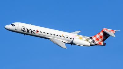 A picture of EIEXI - Boeing 7172BL - Volotea - © Chris Jilli