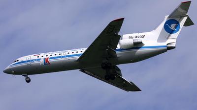 RA-42331 - Yakovlev Yak-42 - Kuban Airlines (ALK)