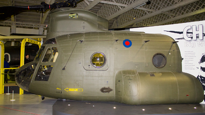 83-24104 - Boeing CH-47D Chinook - United Kingdom - Royal Air Force (RAF)