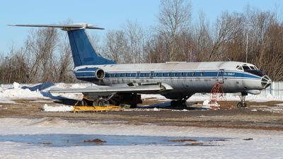 EW-65145 - Tupolev Tu-134A - Belavia Belarusian Airlines