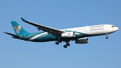 A picture of A4ODE - Airbus A330343 - Oman Air - © D.Kleintz