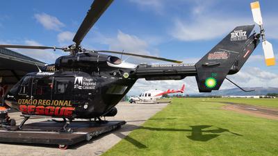 ZK-IWG - MBB-Kawasaki BK117B-2 - Helicopters Otago