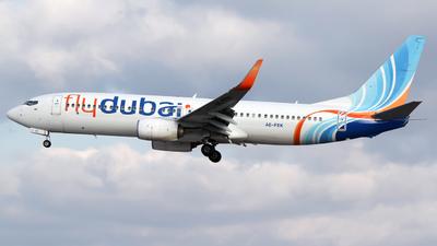 A6-FEK - Boeing 737-8KN - flydubai