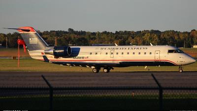 N428AW - Bombardier CRJ-200ER - US Airways Express (Air Wisconsin)