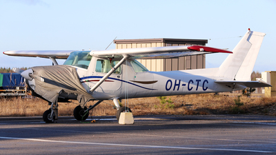 OH-CTC - Cessna 152 II - Private