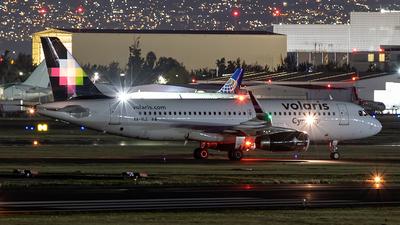 A picture of XAVLC - Airbus A320233 - Volaris - © Iván Cabrero
